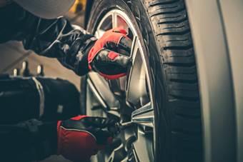 equilibratura pneumatici auto